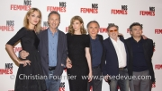 Avant-premiere du film NOS FEMMES de Richard BERRY le 27 avril 2015