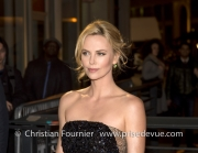 Charlize Theron au Gaumont Opera pour son film Dark Places le 31 mas 2015